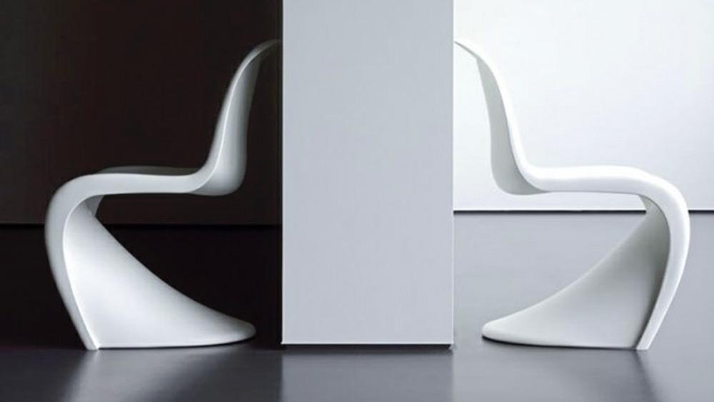 fortuna roma panton chair di vitra. Black Bedroom Furniture Sets. Home Design Ideas